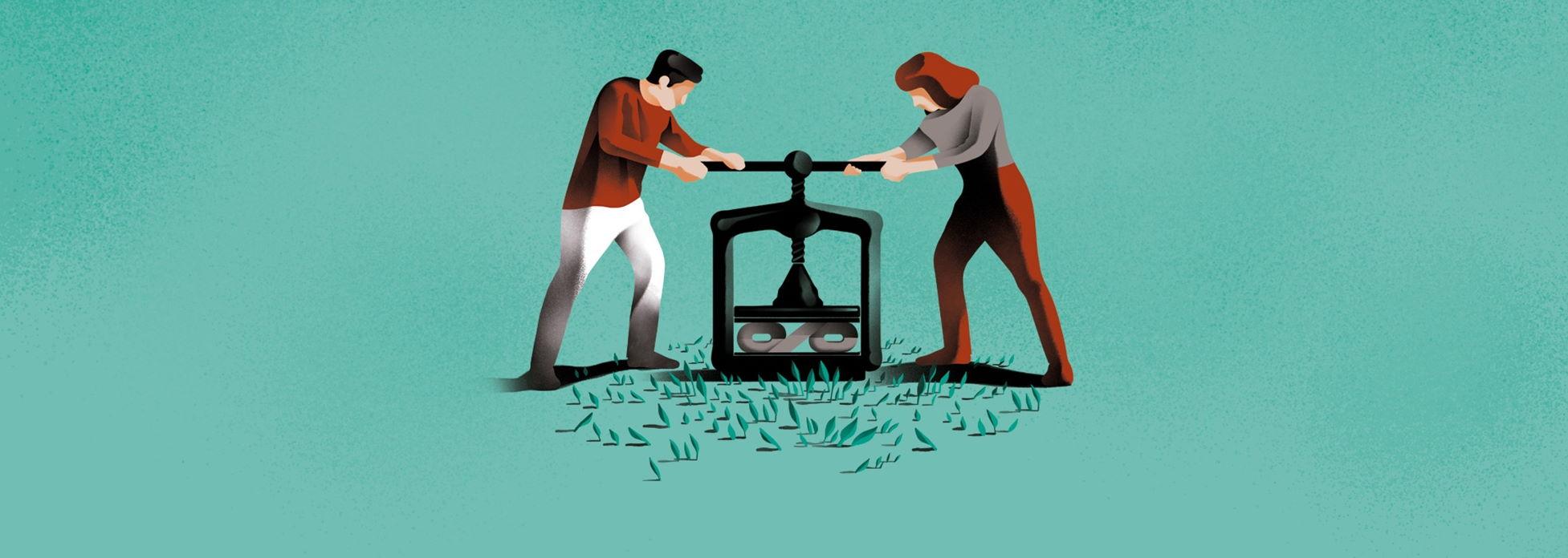 Financiële repressie
