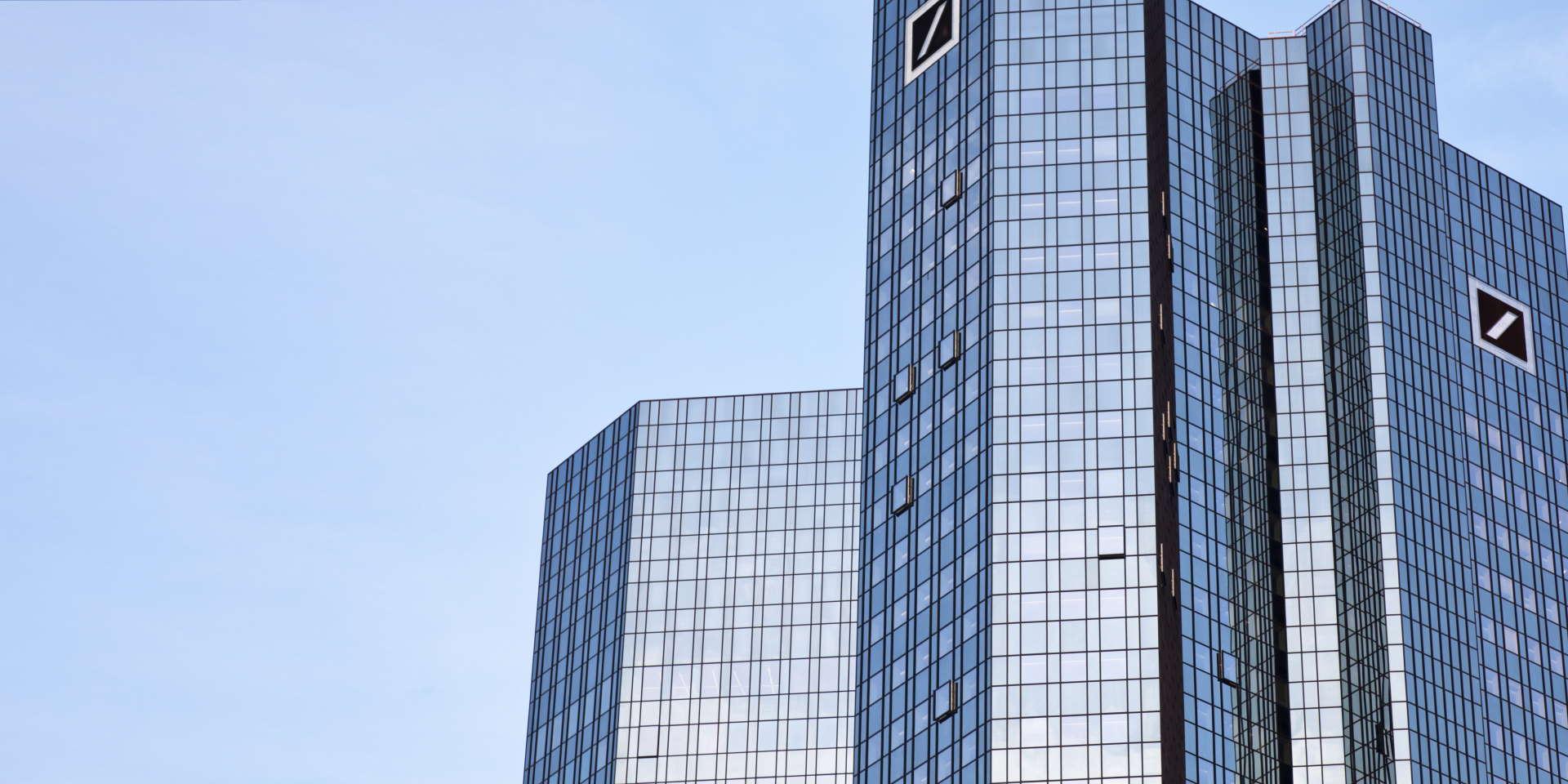 Deutsche Bank annonce un bénéfice avant impôts de 1,2 milliard € au 2e trimestre 2021