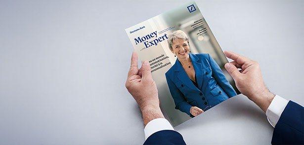 Ontvang een jaar lang Money Expert, het tijdschrift voor beleggers.