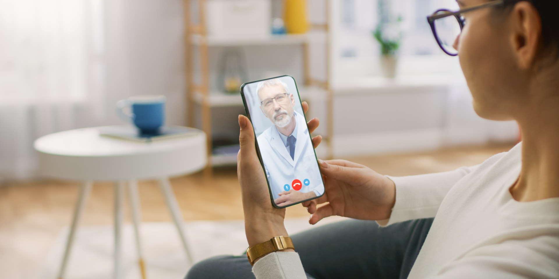 E-gezondheid, een snelgroeiende sector van de toekomst